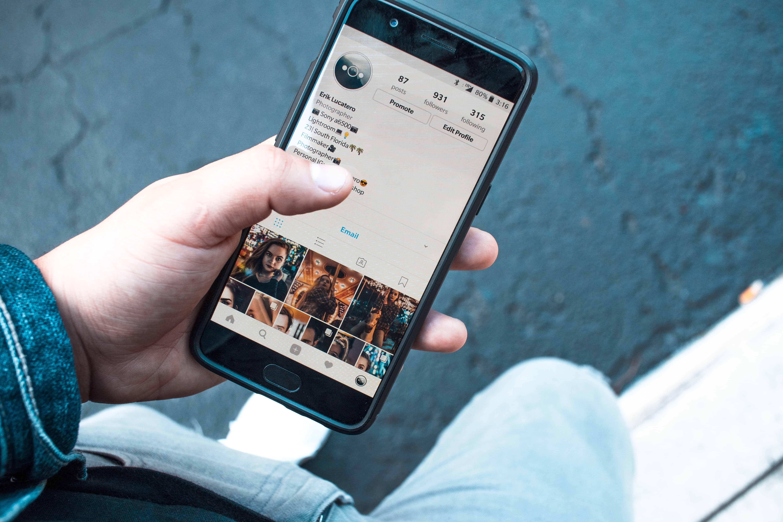 social media instagram phone teenager
