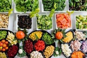 eat healthy foods to sleep better